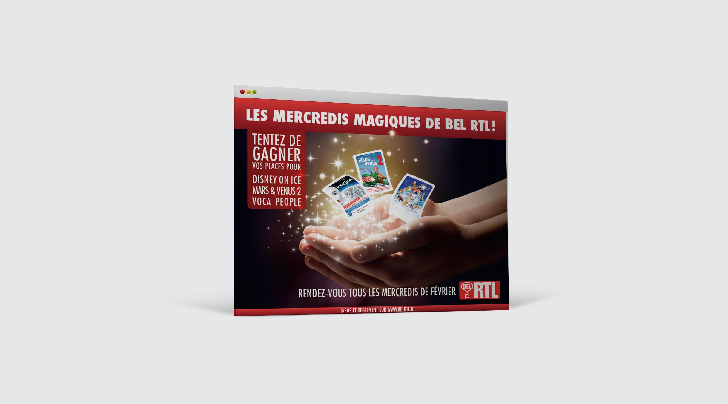 BEL RTL mercredi magique 2