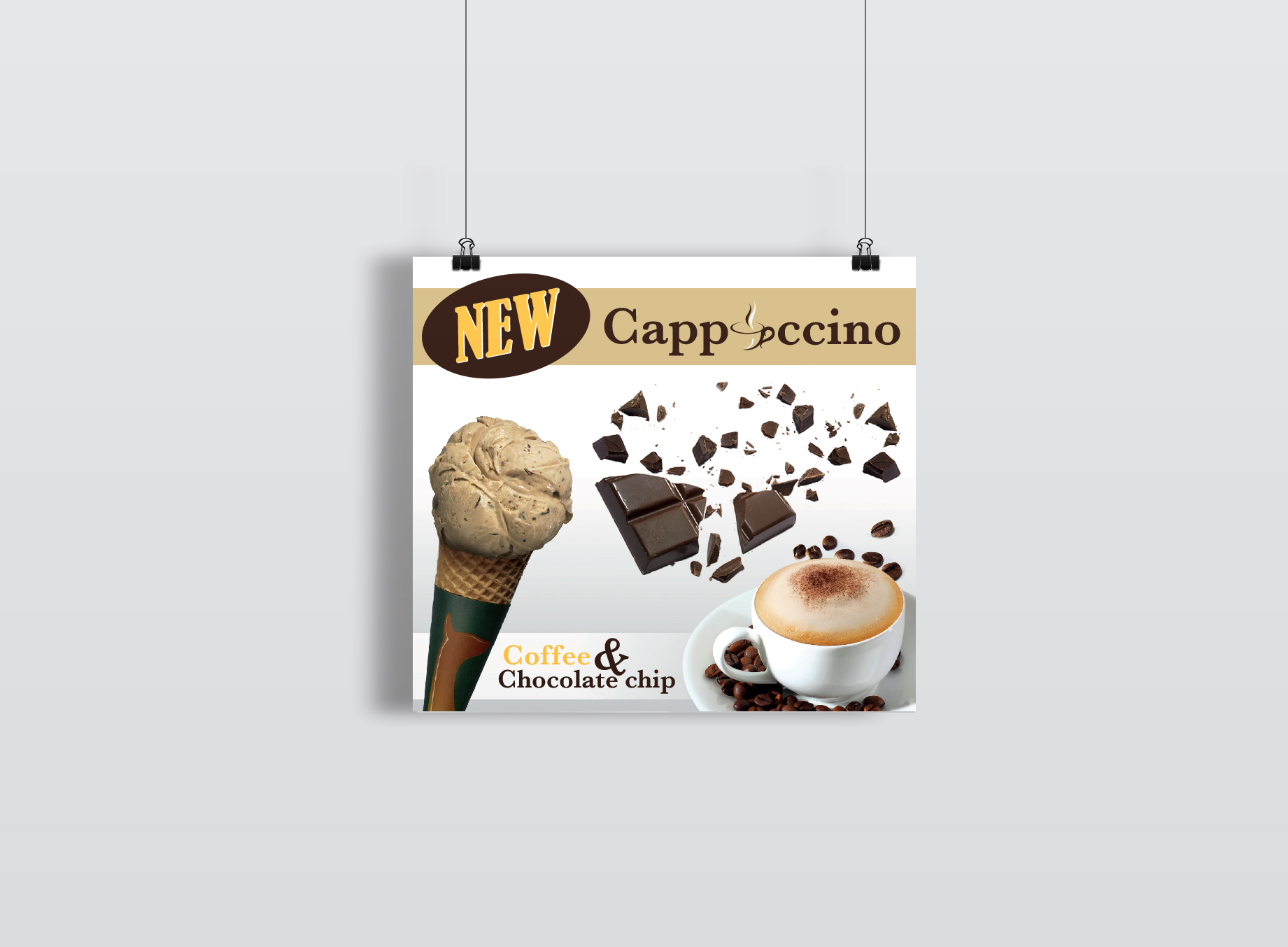 Australian ice cream pos mini